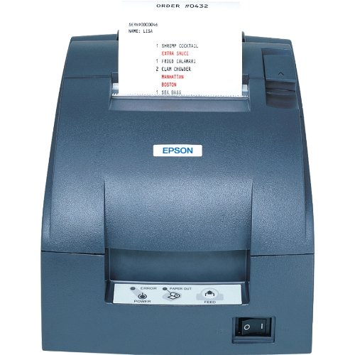 Why Choose The Epson TM-U220D Receipt Printer (Serial Port)