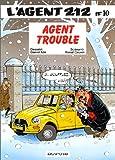 """Afficher """"L'Agent 212 n° 10 Agent trouble"""""""