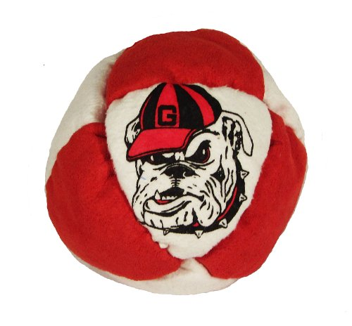 Hacky Sack - College Logo 8 Panelled Georgia Design - 1
