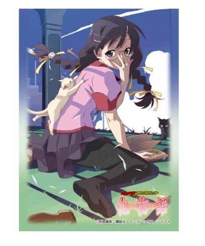 キャラクタースリーブコレクション 化物語 「羽川翼」