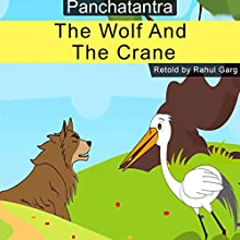 The Wolf and the Crane Audiobook by Rahul Garg Narrated by David Vernon