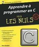 echange, troc Dan GOOKIN - Apprendre à programmer en C pour les Nuls