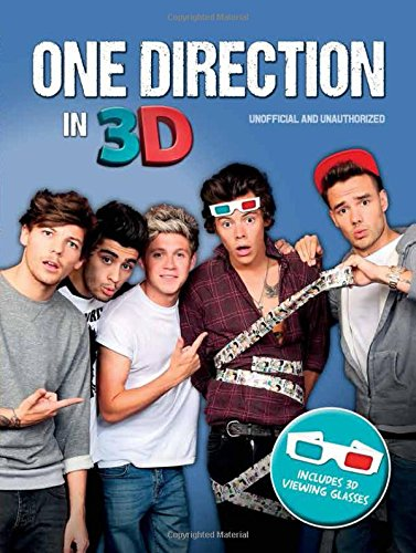 One Direction in 3D (One Direction 3d Book compare prices)