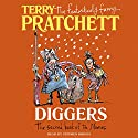 Diggers: Bromeliad, Book 2 Audiobook by Terry Pratchett Narrated by Stephen Briggs