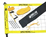 Park & Sun TS-CL Spectrum Classic Volleyball Set