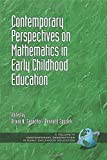 img - for Contemporary Perspectives on Mathematics in Early Childhood Education (Contemporary Perspectives in Early Childhood Education) book / textbook / text book