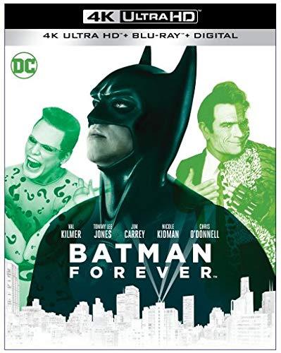 4K Blu-ray : Batman Forever (1995) (2 Discos)