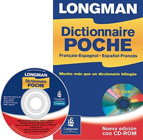 Longman dictionnaire poche + cd rom: Mucho más que un diccionario bilingüe (Longman Dictionary)