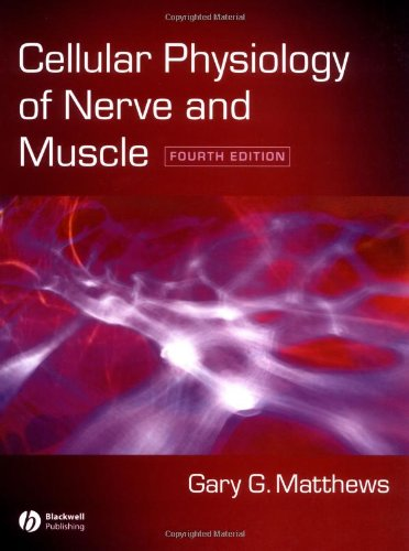 Cellular Physiology of Nerve and Muscle