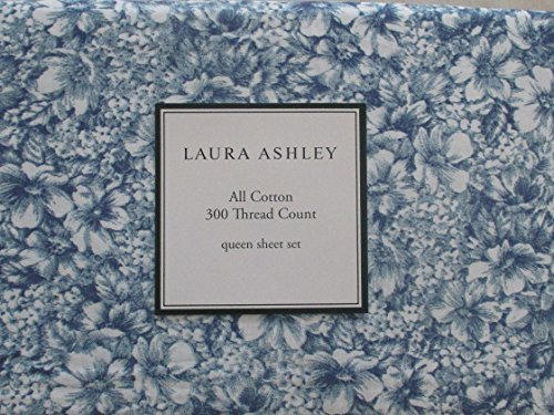 Laura Ashley Queen Sheet set (Margaux) (Laura Ashley Bed Sheets compare prices)
