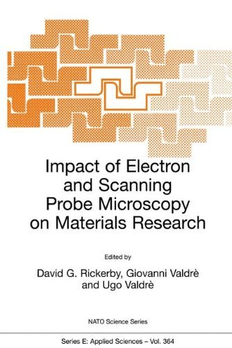 Impact Of Electron And Scanning Probe Microscopy On Materials Research (Nato Science Series E: (Closed))