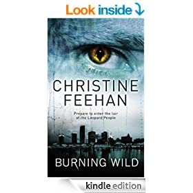Burning Wild: Leopard People Series: Book Three
