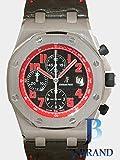 [オーデマピゲ]AUDEMARSPIGUET 腕時計 ロイヤルオーク オフショア クロノグラフ クイーンズ・ロード 世界限定100本 ブラック/レッド 26198TI.OO.D101CR.01 メンズ [並行輸入品]