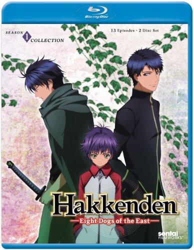 Hakkenden: Eight Dogs of the East: Season 2 [Blu-ray] [Import]