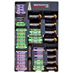 7dayshop Battery Organiser / Storage...
