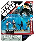 Star Wars Unleashed Battle Packs - The Force Unleashed - Warriors