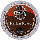 Keurig, Tullys, Italian Roast, K-Cup Packs, 50 Count