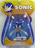 Sega Sonic The Hedgehog Exclusive 5 Inch Action Figure Sonic The Hedgehog 8 Points Of Articulation!