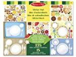 Melissa and Doug Make-A-Meal Sticker Pad
