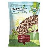 Food to Live Certified Organic Pinto Beans (Non-GMO, Kosher, Bulk) (5 Pounds) (Tamaño: 5 Pounds)