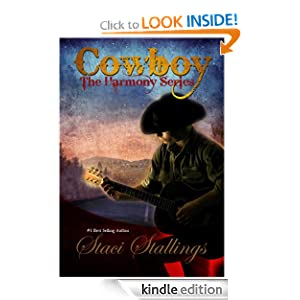 Free Kindle Book: Cowboy (The Harmony Series), by Staci Stallings