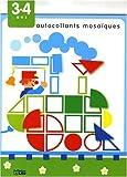 echange, troc Jordi Busquets - Autocollants Mosaiques 3-4 Ans : La locomotive