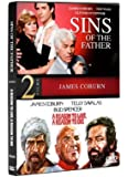 2 Movie Set - James Coburn: Sins of the Father / A Reason to Live, A Reason to Die