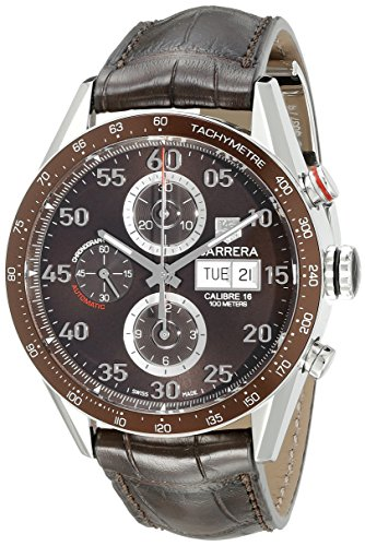 carrera-brown-dial-chronograph-day-date-leather-strap