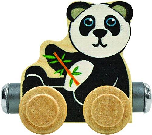 NameTrain Precious Panda Bear