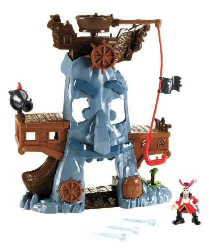 Fisher-Price Disney's Jake and The Never Land Pirates: Hook's Adventure Rock