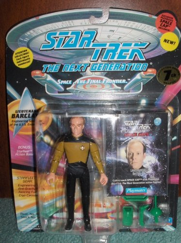 Star Trek the Next Generation - Lieutenant Barclay