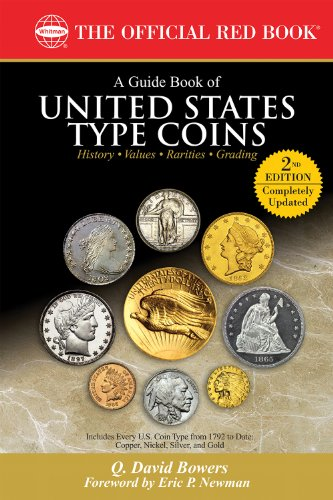 A Guide Book of United States Type Coins (Official Red Book) (Type Of Currency compare prices)