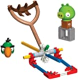 K'NEX Angry Birds Hal versus Medium Minion Pig Building Set