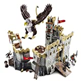 Mega Bloks King Arthur Battle Action Castle