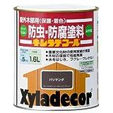 日本エンバイロケミカルズ キシラデコール パリサンダ 1.6L