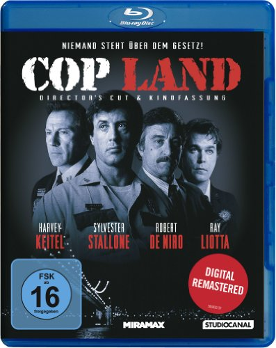 Cop Land - (Remastered + inkl. Kinofassung) [Blu-ray] [Director's Cut]