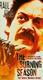The Burning Season : The Chico Mendes Story [VHS]