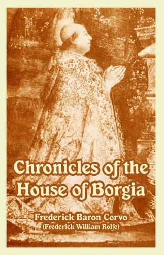 Chronicles of the House of Borgia