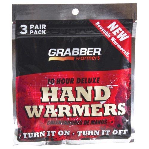 Grabber Resealable Warmer 3pk HWLRS3