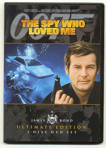 The Spy Who Loved Me (Ultimate Edition) / Шпион, который меня любил (1977)