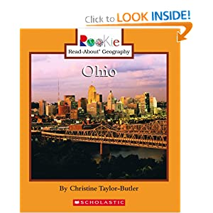 Ohio (Rookie Read-About Geography: States) Christine Taylor-Butler