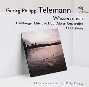 Wassermusik/Hamburger Ebb/Alster-Ouv./+(Audior)