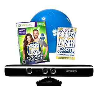 Biggest Loser Ultimate Workout Kinect Value Bundle (XBOX 360)