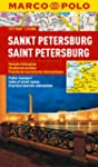 St Petersburg Marco Polo City Map (Ma...