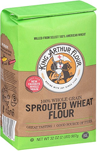 King Arthur Flour Sprouted Wheat Flour, 2 Pound (King Arthur All Purpose Baking compare prices)