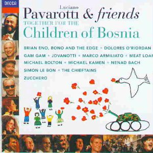 Meat Loaf - Pavarotti und Friends (Together For The Children Of Bosnia) (Live Modena 12.09.1995) - Zortam Music
