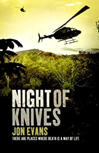 (FREE on 8/27) The Night Of Knives by Jon Evans - http://eBooksHabit.com