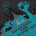 Diamonds are Forever (with Interview) Audiobook by Ian Fleming Narrated by Damian Lewis