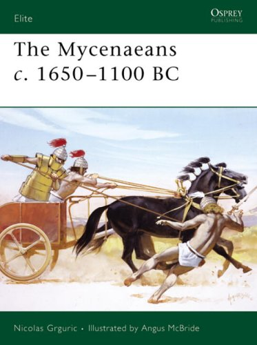 The Mycenaeans c.1650-1100 BC (Elite)