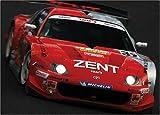 """1/18 TOYOTA SUPRA JGTC 2003 """"ZENT TOM'S"""" #37"""